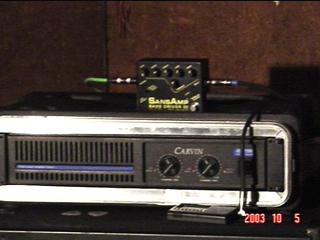 BDI-21 com amplificador Sansamppre